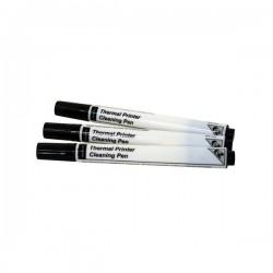 Lot de 3 stylos de nettoyage - Evolis Edikio ACCES-FLEX-DUPLEX et ZENIUS-PRIMACY