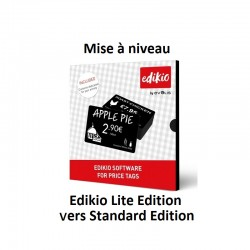 Mise à niveau Edikio Lite vers Standard Edition