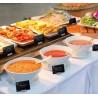 Evolis EDIKIO GUEST ACCESS - Imprimante d'étiquettes de buffets et de présentation