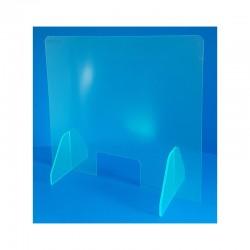 Protection plexiglas covid19, épaisseur 3mm: H670xL760mm